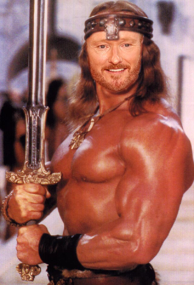 Photoshop Fail: Conan The Comedian