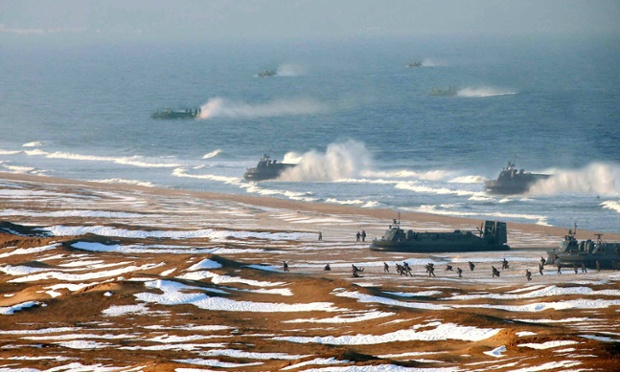 north-korea-hovercraft
