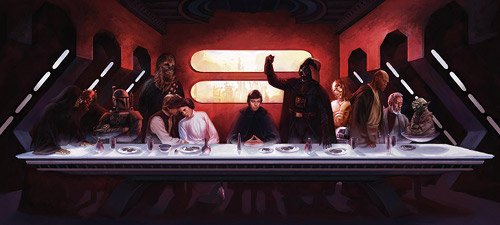 pop-last-supper-star-wars