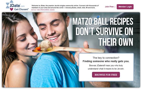 Matzo ball date